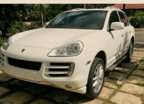 Porsche Cayenne 2008