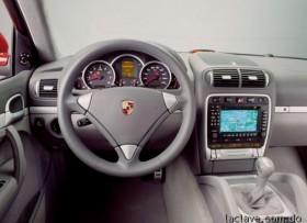 Porsche Cayenne 2008 Chocada Prende Corre