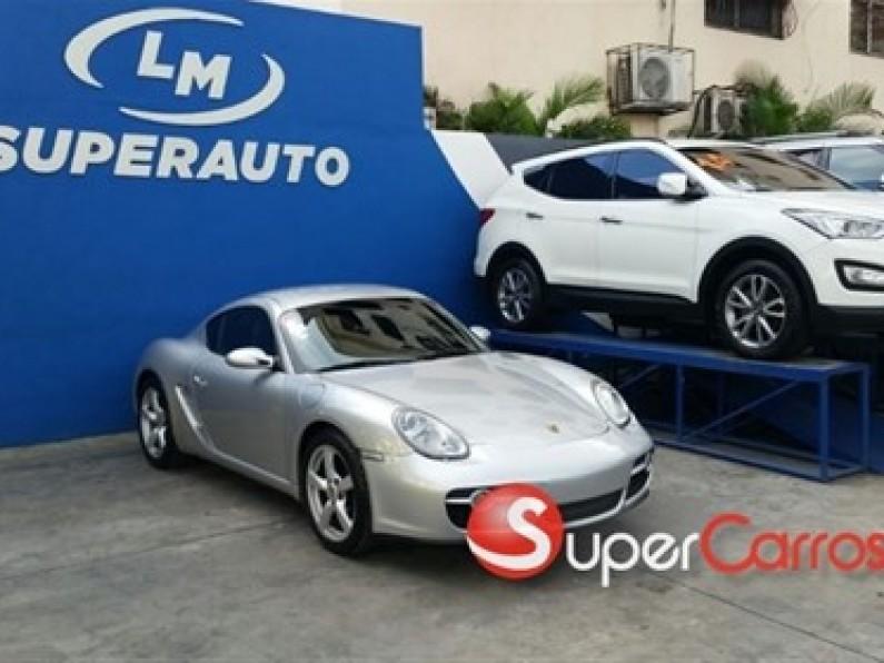 Porsche Cayman 2007