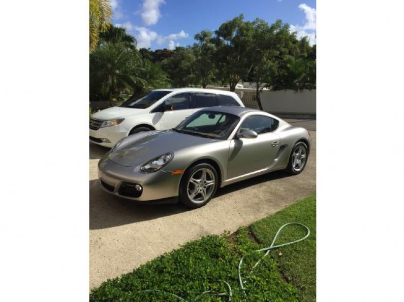 Porsche Cayman 2011 Poco Millaje