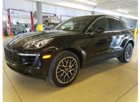 Porsche Macan Chrono Package 2017