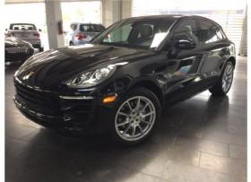 Porsche Macan S 2016