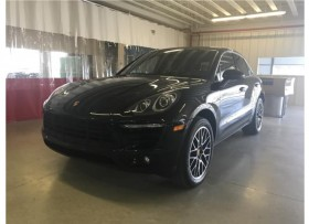 Porsche Macan S aproveche unidad