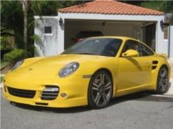 Porsche Turbo PDK Brutal