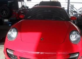 Porsche Turbo2007