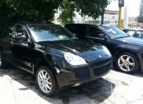 Porsche cayenne 2006 twin turbo