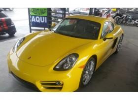 Porsche cayman importado