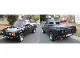 Preciosa Pick Up Datsun del 82