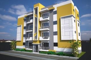 Proyecto De Apartamentos En Venta Villa Aura Residencial Jl-1
