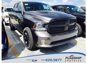 RAM 1500 SPORT NIGHT EDITION 2017