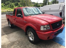 RANGER EDGE 2001 4 PUERTAS FULL POWER