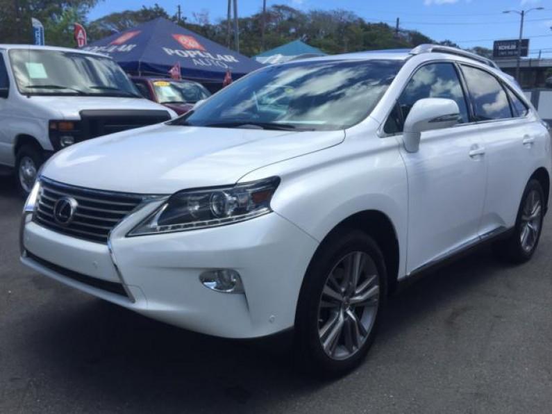 Rx 350 Importada Blanca Unica En Pr Guaynabo 75556 Pr