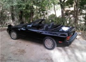 RX7 convertible 1988