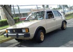 Rabbit Diesel 1982