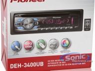 Radio PIONEER DEH-3500ub@AutoS