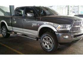 Ram 2500 Diesel 2014 Gris 4x4 llama se va