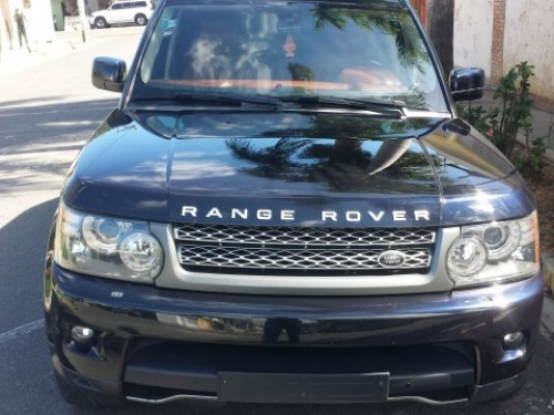 Range Rover Supercharged Sport 2010