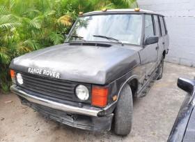 Range Rover 1990 super carro Gas Automatica 650000