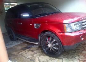 Range Rover 2009 de gasoil de oportunidadus57500 negociable