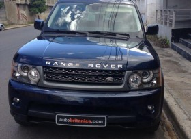Range Rover 2011 super carros Diesel