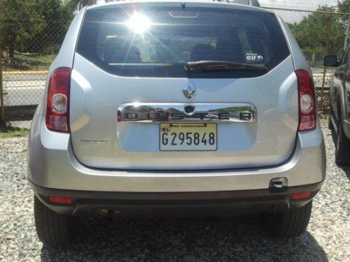 Renault Duster 2013 Cero Milas mecanica nunca usada