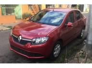 Renault Logan 2016 Rojo