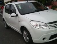 Renault Sandero 2012 de oportunidad
