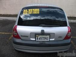 Renault Clio 2006 super carros en venta