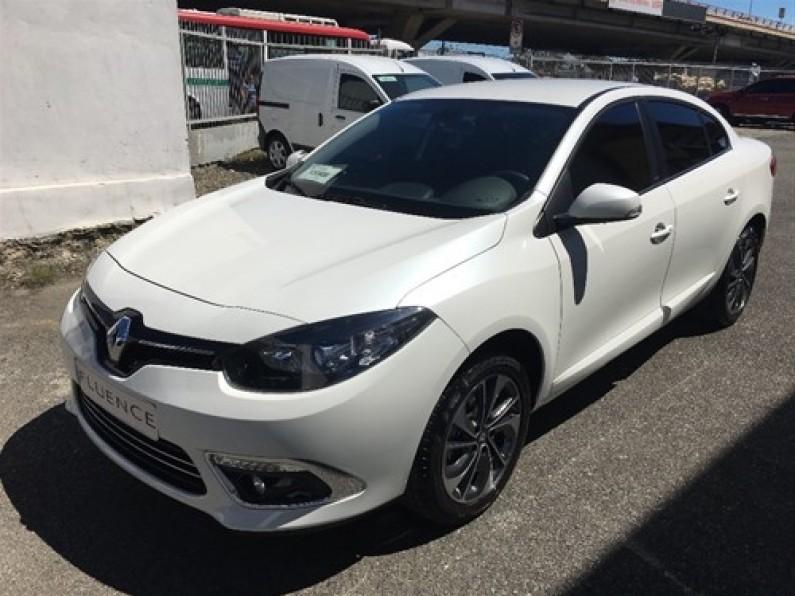 Renault Fluence Privilege 2015