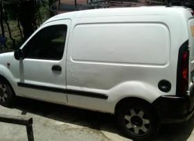 Renault Kangoo 2002 con motor de toyota