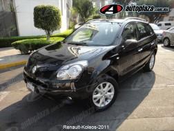Renault Koleos 2011 5p Dynamique Aut