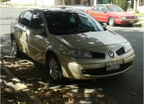 Renault Megane 2008 Impecable