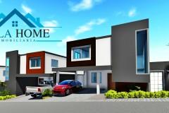 Residencial de Casa En Alto Arroyo Hondo 3 en Construccion