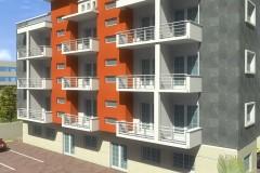 Residencial en planos Vista Hermosa Zona Oriental