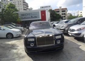 Rolls Royce Phamtom 2010