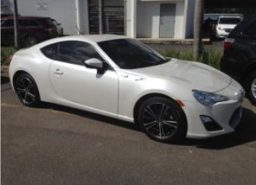 SCION FRS BLANCO PERLA 2013 LIKE NEW