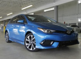 SCION IM 2016 -BENEFICIOS ESPECIALES