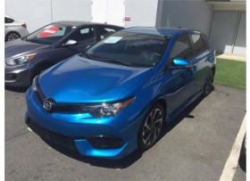 SCION IM 2016 LIKE NEW