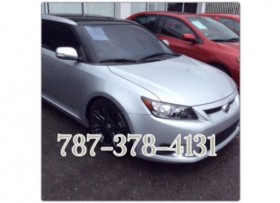 SCION TC 2012 STD PAGOS DESDE 317 MENSUAL