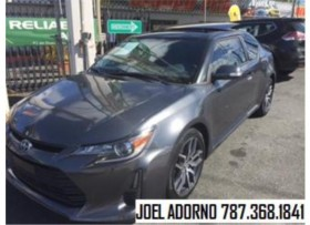 SCION TC 2015 AUTOMATICO