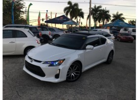 SCION TC 2015 BLANCO PERLA