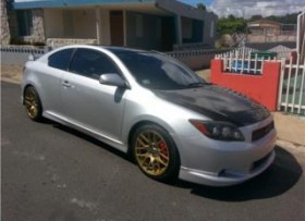 SCION tC 2008 EXCELENTES CONDICIONES