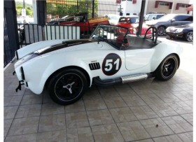 SHELBY COBRA BACKDRAFT