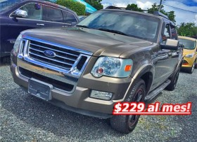 SPORTRACK FORD EXPLORER PICK UP LIMITED
