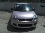 SUZUKI SWIFT 2009 GRIS PLATA