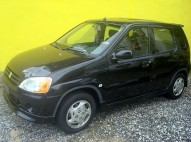 SUZUKI swift negra 2006 carro super economica