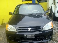 SUZUKI swift negra 2006super economicatodo electrico 199000
