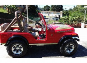 SV O SK JEEP CJ5 GOLDEN EAGLE DEL 1973 NUEVO
