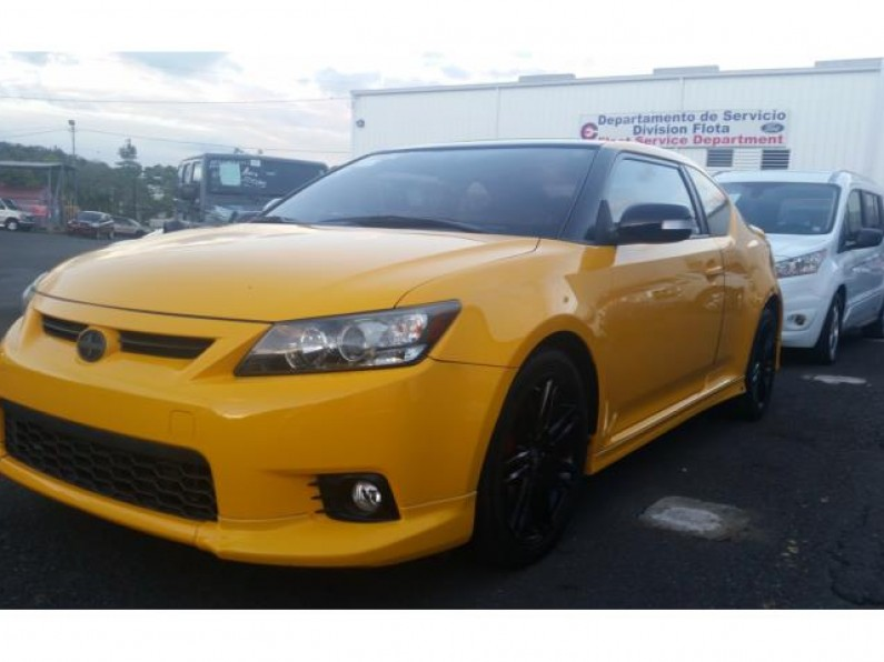 Scion TC 2012 Super Equipado