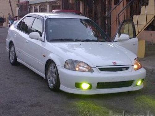 Se Vende Honda Civic Vi Rs Blanco En Puerto Plata, Puerto ...